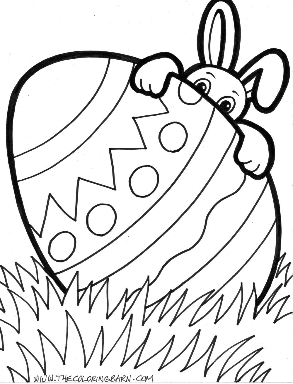 Best ideas about Easter Coloring Pages For Girls . Save or Pin Easter Coloring Pages 17 Now.