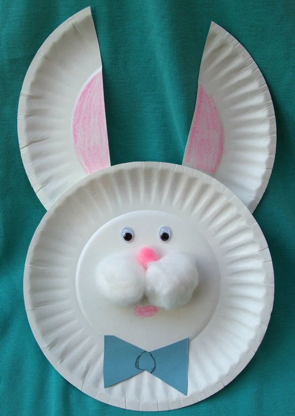 Best ideas about Easter Craft Ideas For Preschoolers . Save or Pin Cute Easter Craft Ideas for Kids Hative Now.