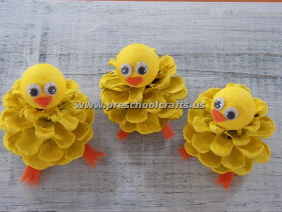 Best ideas about Easter Craft Ideas For Preschoolers . Save or Pin easter craft ideas for preschoolers Preschool Crafts Now.