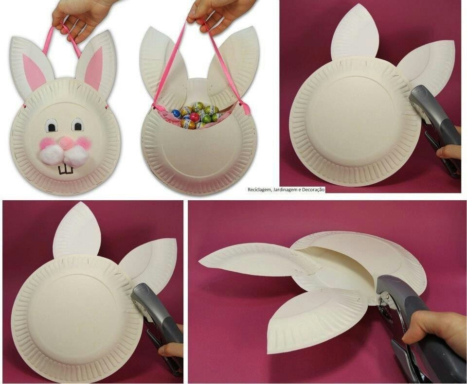 Best ideas about Easter Craft Ideas For Preschoolers . Save or Pin Easter Basket Crafts Preschool Now.