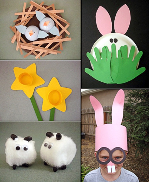 Best ideas about Easter Craft Ideas For Preschoolers . Save or Pin kindergarten easter craft craftshady craftshady Now.