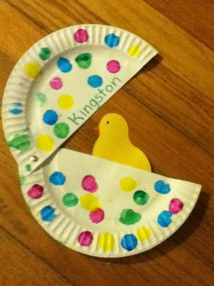 Best ideas about Easter Craft Ideas For Preschoolers . Save or Pin Preschool Easter craft Preschool crafts Now.