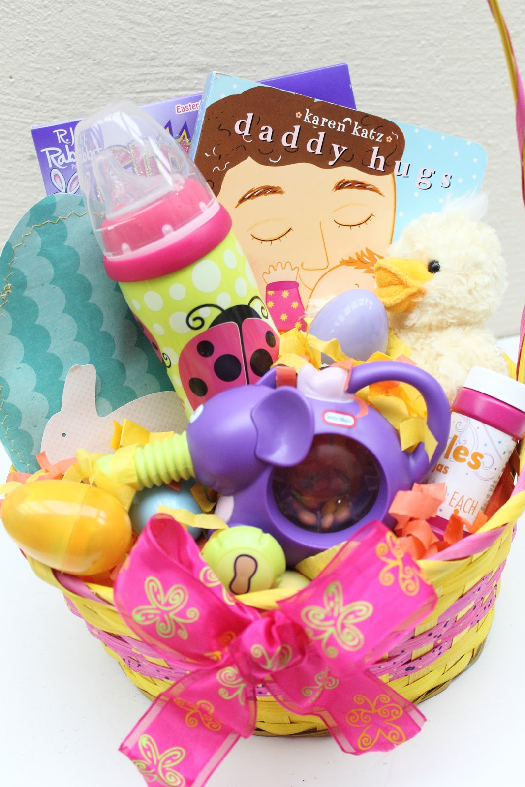 Easter Gift Ideas For Girlfriend  Make it Cozee Pool Fun Easter Baskets