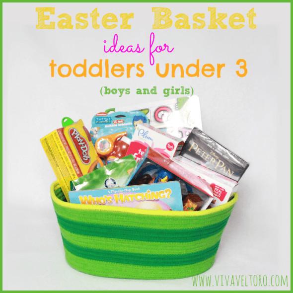 Easter Gift Ideas For Girlfriend  Easter Basket Ideas for Toddlers Viva Veltoro