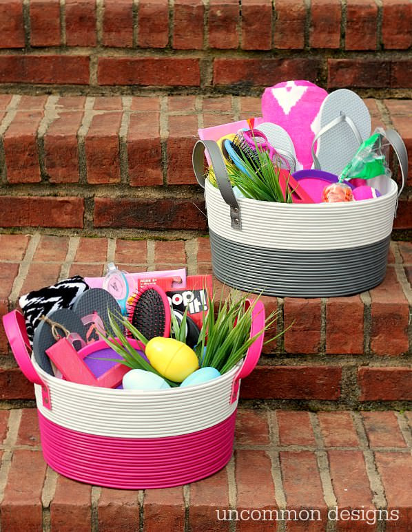 Easter Gift Ideas For Girlfriend  Tween Easter Basket Ideas Un mon Designs