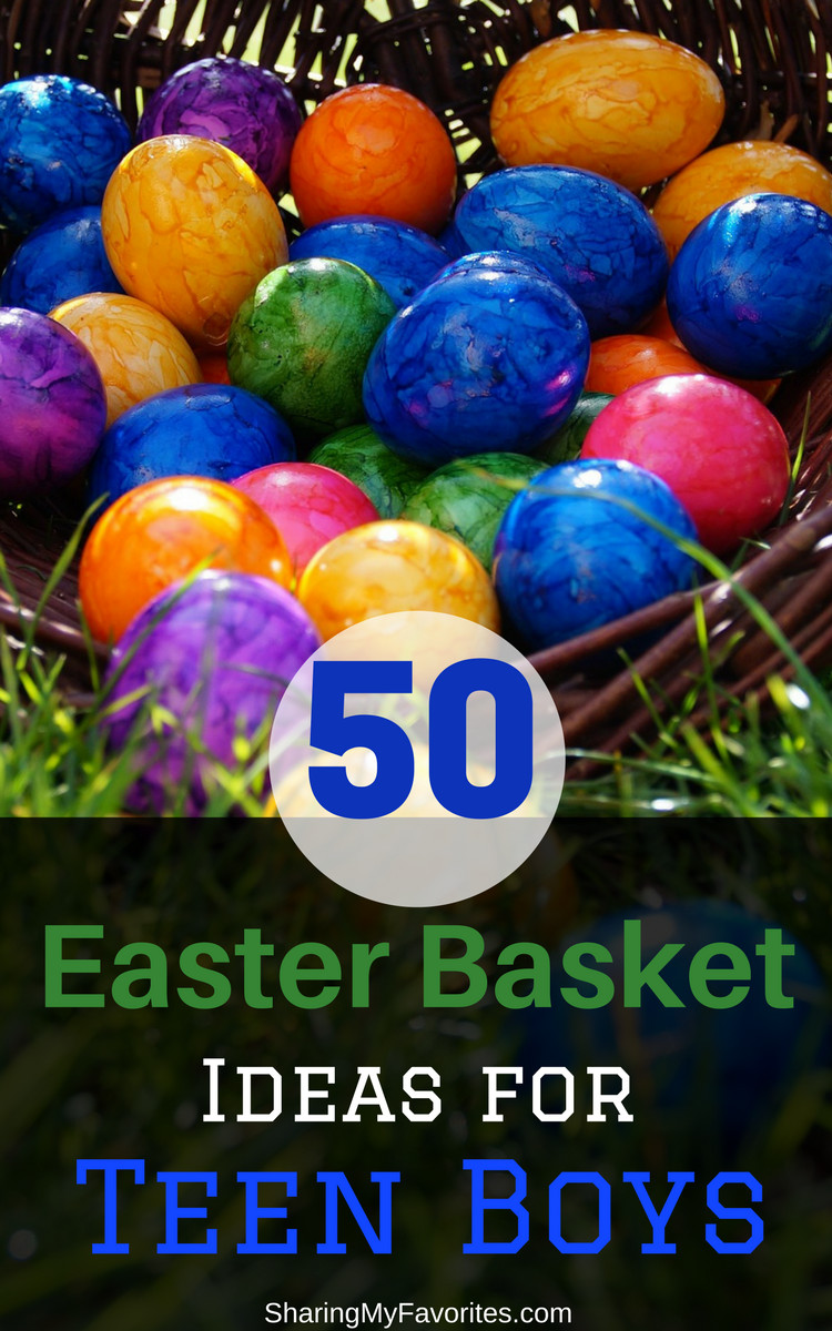 Best ideas about Easter Gift Ideas For Teen Boys . Save or Pin 50 Easter Basket Ideas for Teen Boys Sharing My Favorites Now.