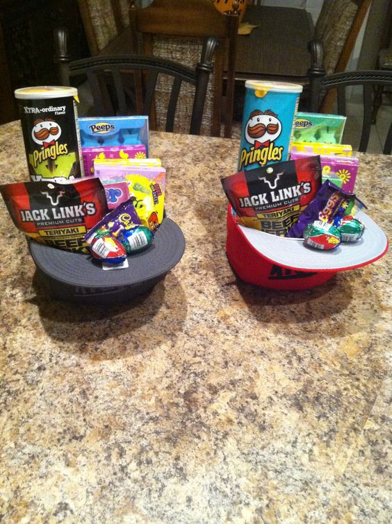 Best ideas about Easter Gift Ideas For Teen Boys . Save or Pin 15 of the Most Creative Easter Baskets on the Planet Now.