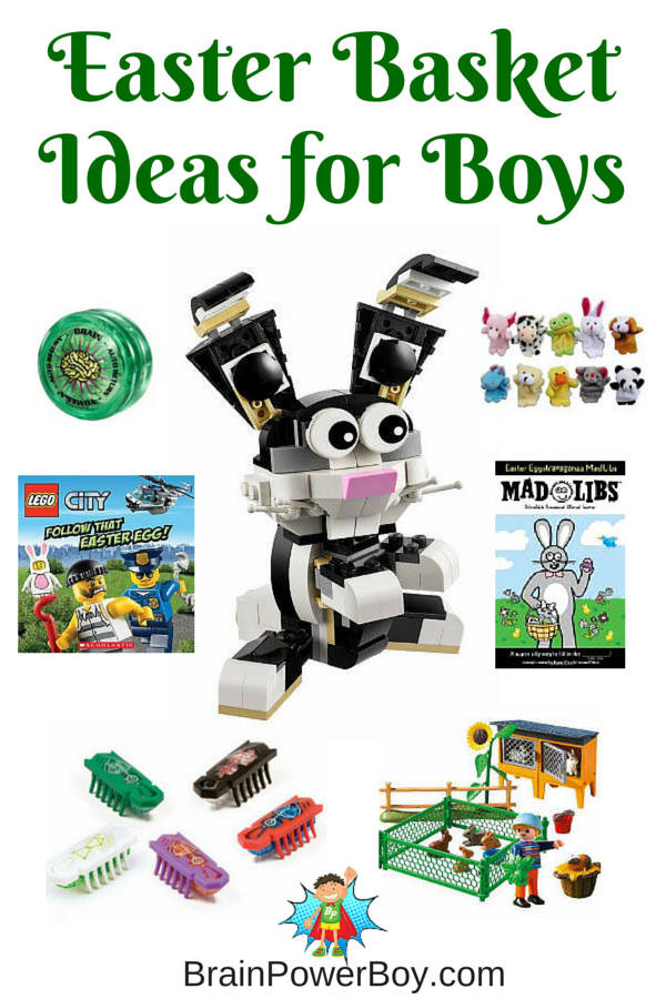 Best ideas about Easter Gift Ideas For Teen Boys . Save or Pin Wonderful Easter Basket Ideas for Boys Fill Their Basket Now.