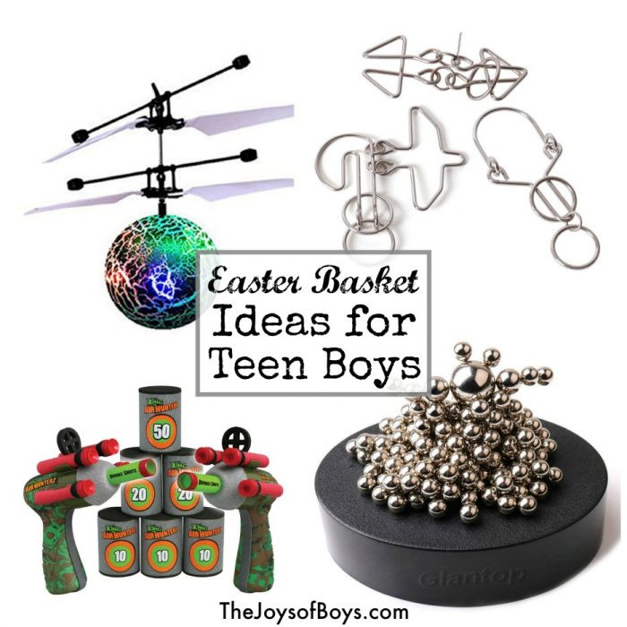 Best ideas about Easter Gift Ideas For Teen Boys . Save or Pin Easter Basket Ideas for Teen Boys Unique Easter Gifts Now.