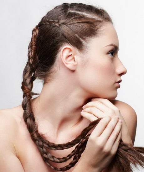 Best ideas about Easy And Cute Hairstyles . Save or Pin Quick and easy hairstyles for long hair for school Now.