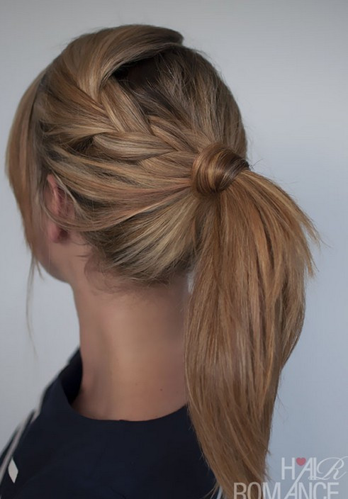 Best ideas about Easy And Cute Hairstyles . Save or Pin 10 Cute Ponytail Hairstyles for 2018 New Ponytails to Try Now.
