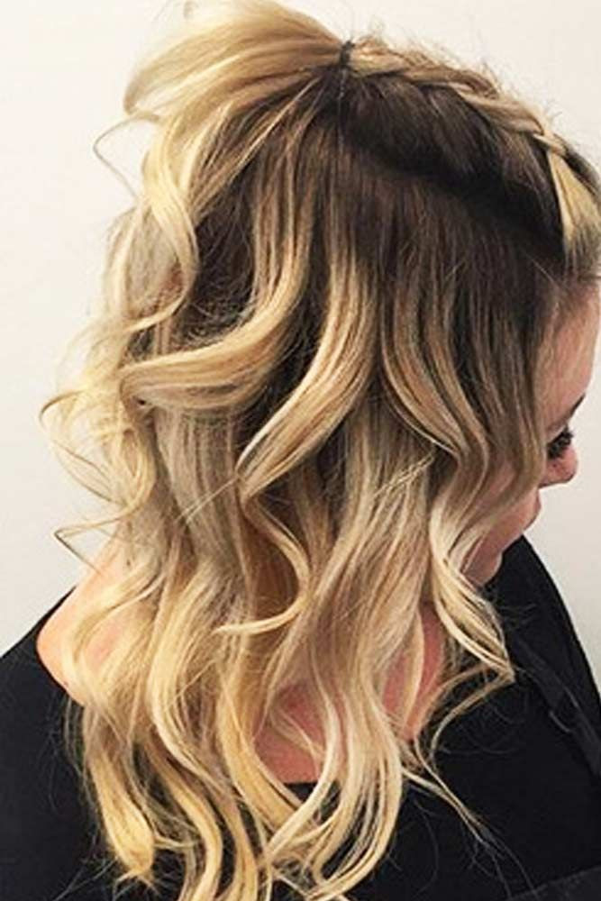 Best ideas about Easy And Cute Hairstyles . Save or Pin 27 Easy Cute Hairstyles for Medium Hair Now.