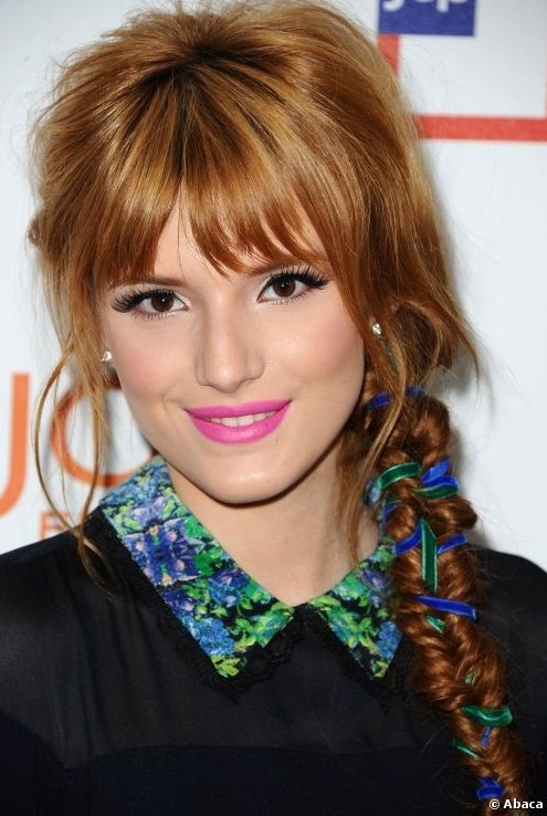 Best ideas about Easy And Cute Hairstyles . Save or Pin 2014 Cute Easy Hairstyles With Braids Pretty Designs Now.