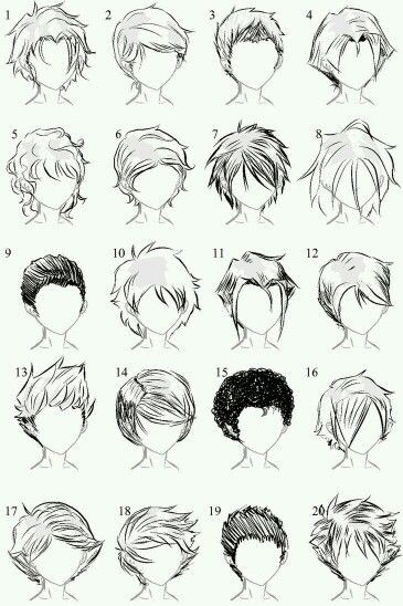 Best ideas about Easy Anime Hairstyles . Save or Pin 25 best ideas about Anime boy hairstyles on Pinterest Now.