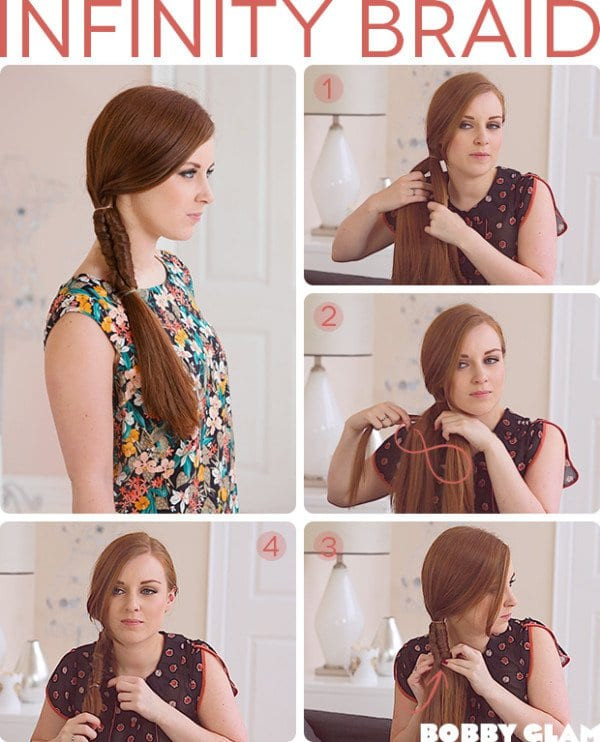 Easy Braided Hairstyles To Do Yourself  Do It Yourself Trendy Braided Hairstyle