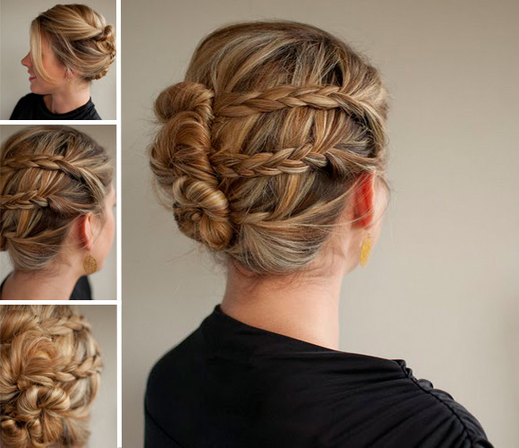 Easy Braided Hairstyles To Do Yourself  Summer 2011 Hair Trend Do It Yourself Braids