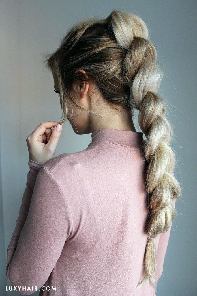 Easy Braided Hairstyles To Do Yourself  Easy Braid Hairstyles Easy Braid Styles Black Hair
