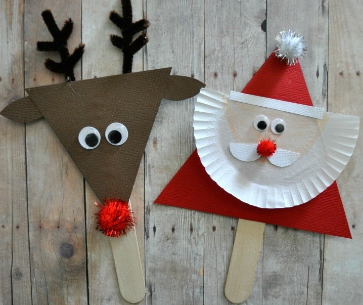 Best ideas about Easy Christmas Craft Gifts . Save or Pin easy christmas crafts kids Now.