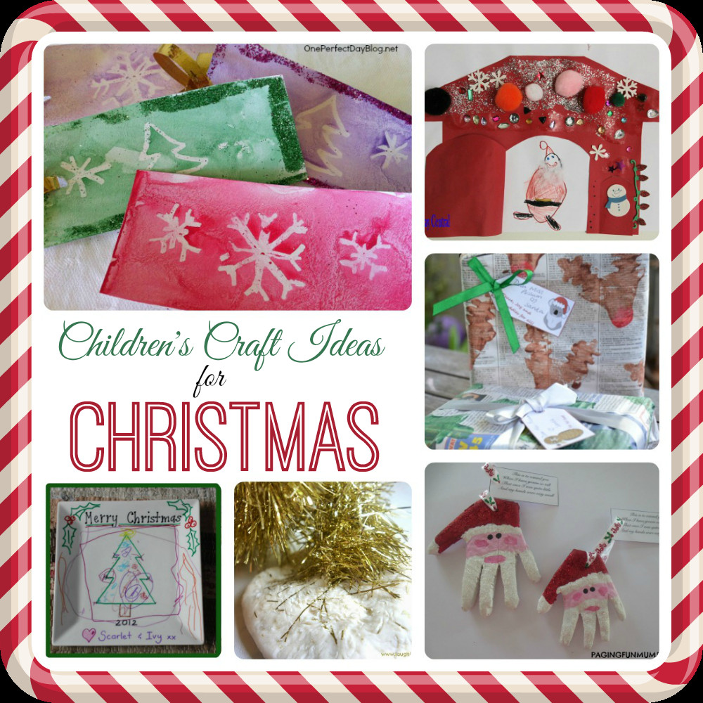 Best ideas about Easy Christmas Craft Gifts . Save or Pin Easy Toddler Christmas Gifts for Family The Empowered Now.
