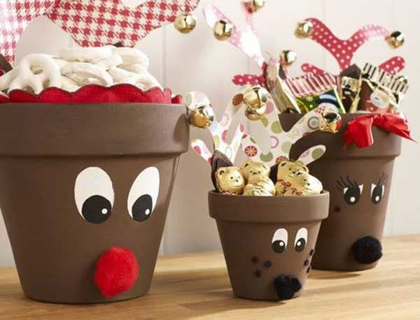 Best ideas about Easy Christmas Craft Gifts . Save or Pin simple christmas ts to make Now.
