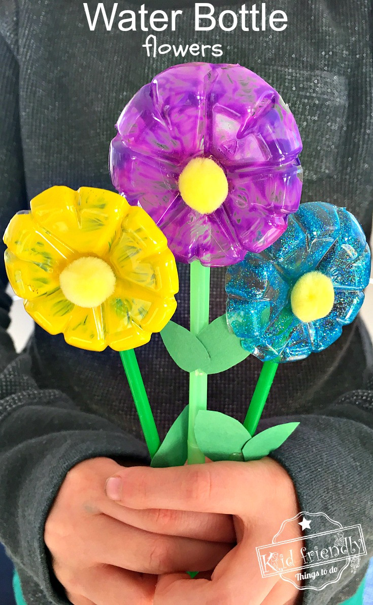 Easy Crafts For Toddlers  Over 20 Easy to Make Crafts for Kids That Wel e Spring