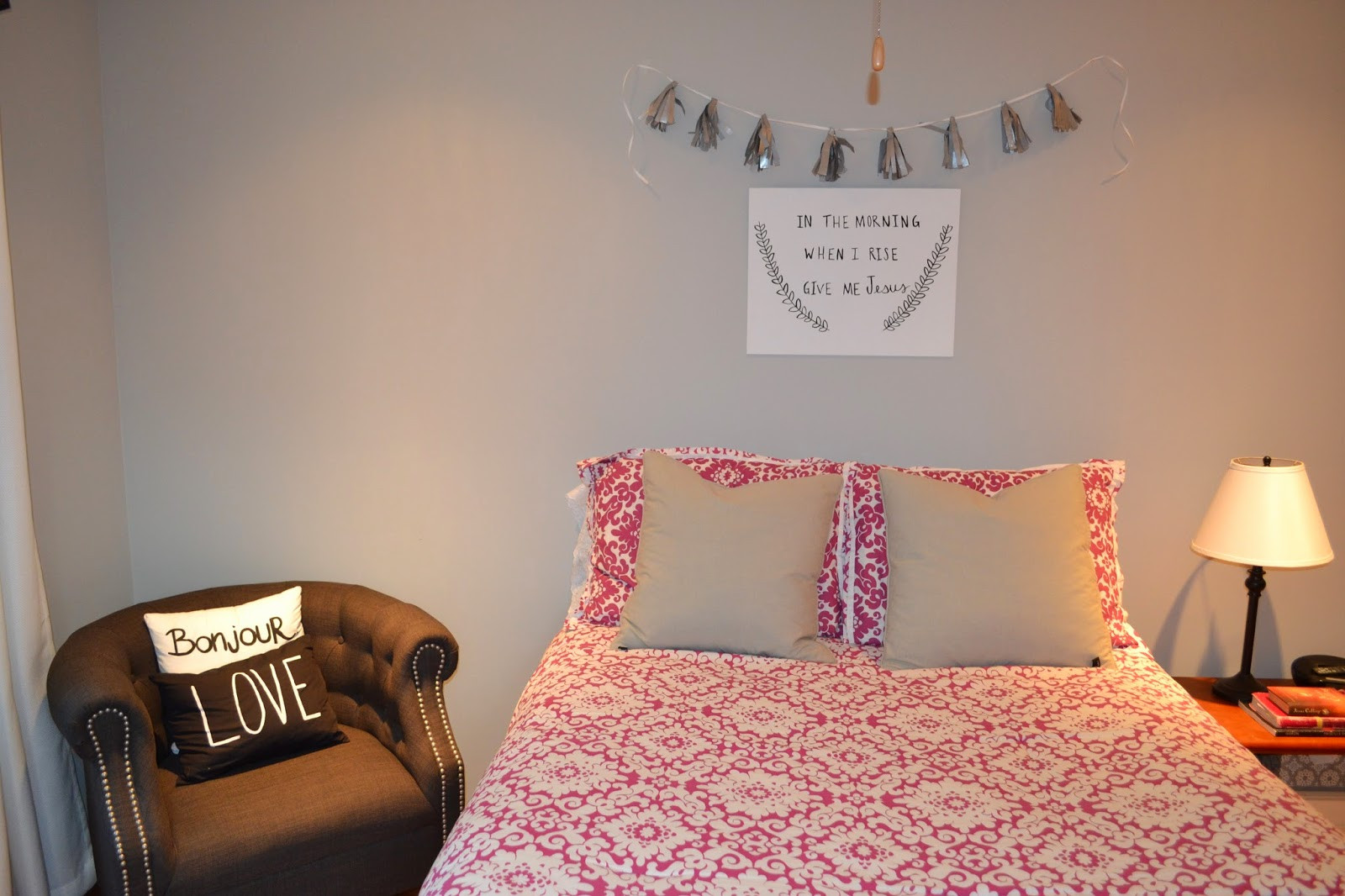 Best ideas about Easy DIY Projects For Bedroom . Save or Pin DIY Project Bedroom tour Now.
