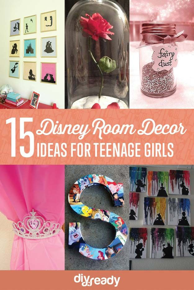 Best ideas about Easy DIY Projects For Bedroom . Save or Pin Disney Bedroom Designs for Teens Cool Crafts Now.