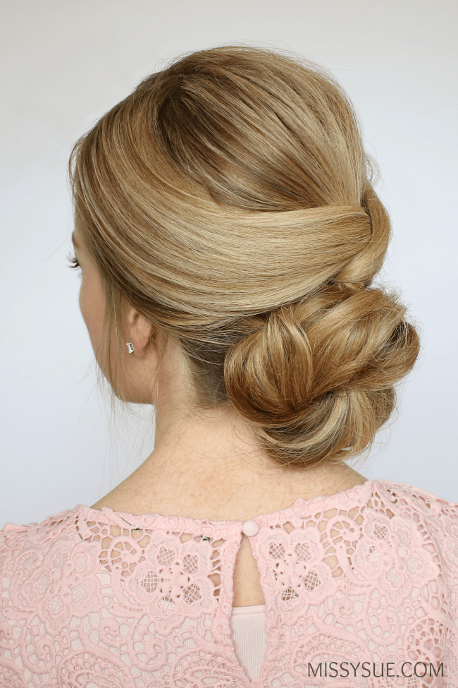 Easy Formal Hairstyles  3 Easy Prom Hairstyles