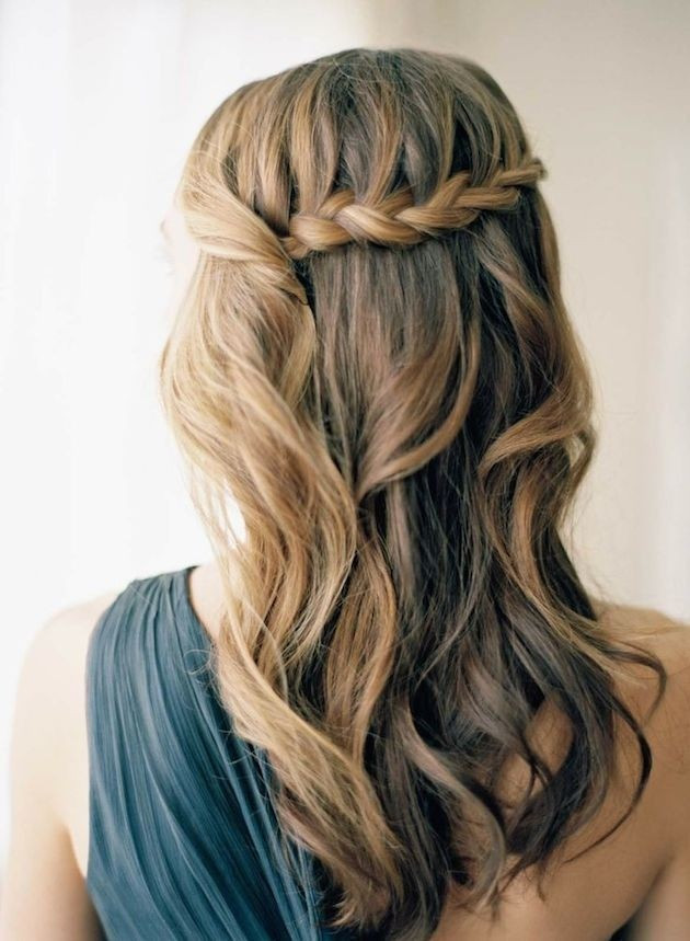 Easy Formal Hairstyles  15 Pretty Prom Hairstyles 2019 Boho Retro Edgy Hair