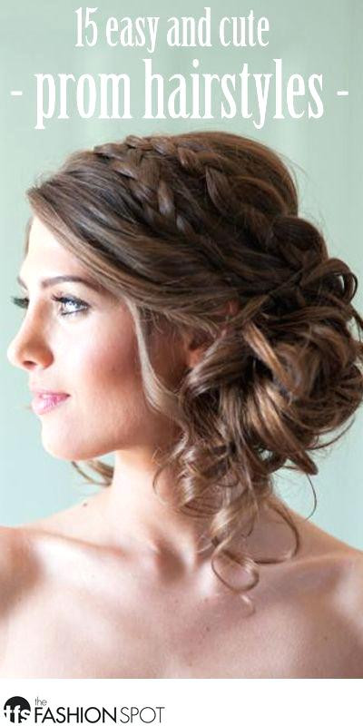 Easy Formal Hairstyles  home improvement Easy prom hairstyles Hairstyle & Tatto