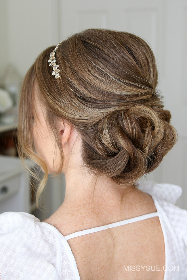 Easy Formal Hairstyles  MISSY SUE
