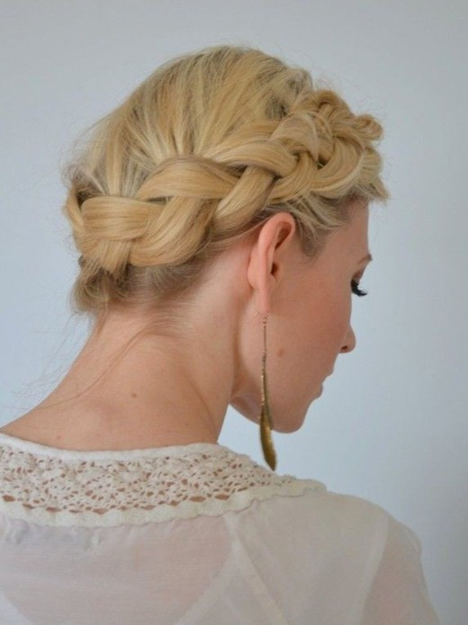 Easy Formal Hairstyles  Simple and Easy Hair Updos PoPular Haircuts