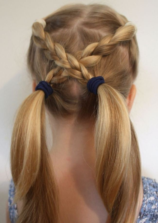 Easy Girls Hairstyles  Easy Birthday Hairstyles