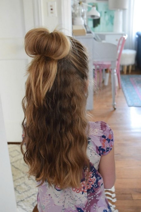 Easy Girls Hairstyles  Easy hairstyles for kids girls