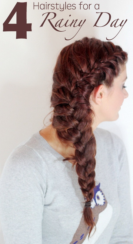 Easy Hairstyles For Picture Day  Hairstyles picture day