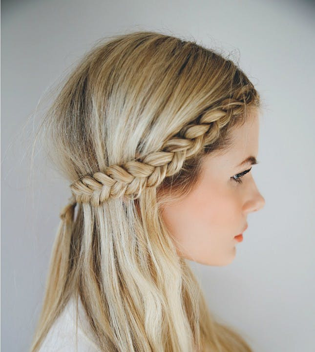 Easy Hairstyles For Picture Day  11 Easy Hairstyles for Snowy Days