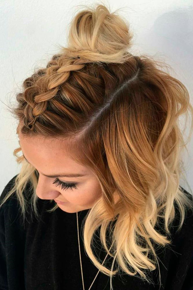 Easy Hairstyles For Picture Day  21 Lovely Medium Length Hairstyles to Wear at Date Night