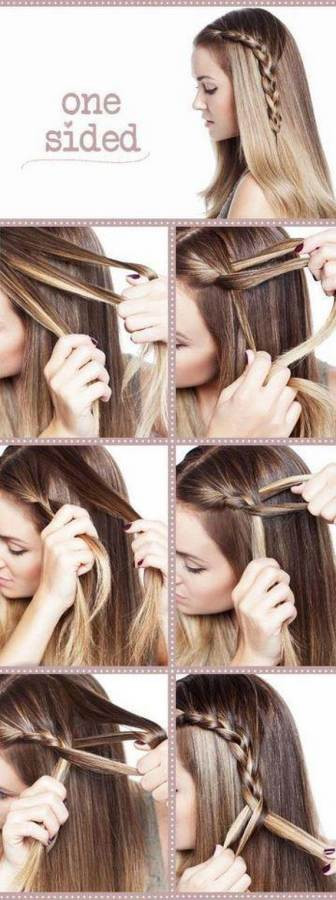 Easy Hairstyles For Picture Day  Fabulous Easy to Do Hairstyles for Mothers Day family