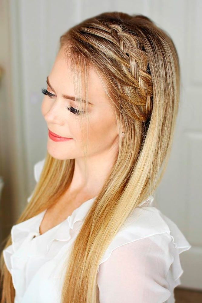 Easy Hairstyles For Picture Day  Best 25 Picture day hairstyles ideas on Pinterest