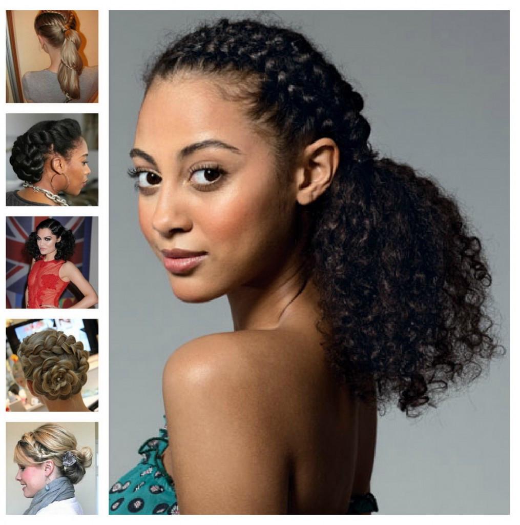 Easy Hairstyles For Short Black Hair  Elegant Easy Hairstyles For Black Hair 83 Ideas with Easy