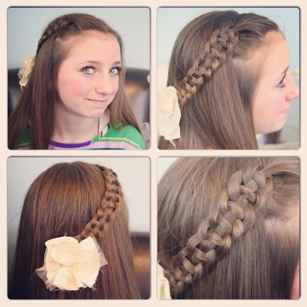 Easy Hairstyles For Teens  Easy Hairstyles For Teens