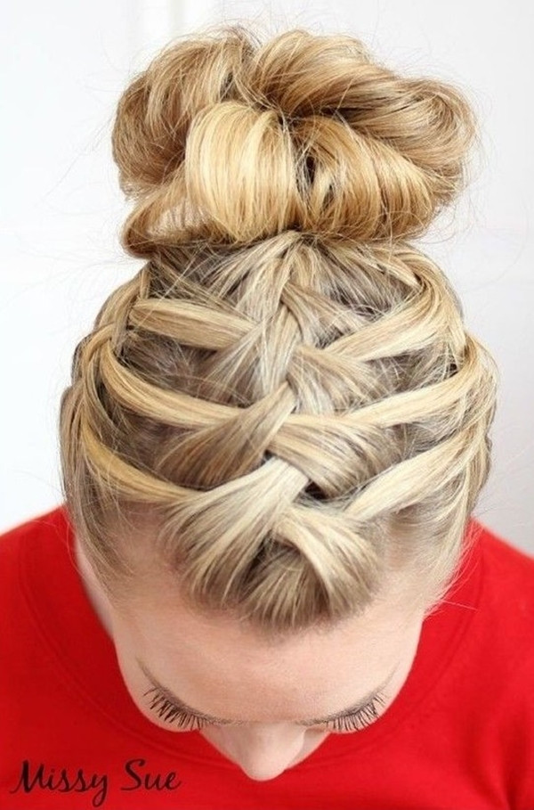 Easy Hairstyles For Teens  40 Simple and y Hairstyle for Teen Girls Buzz 2018