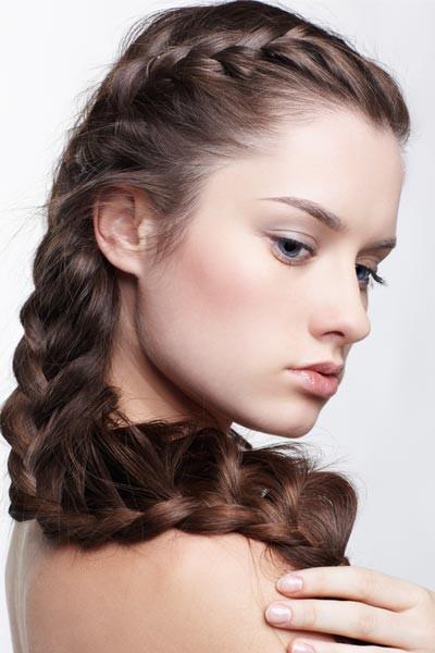 Easy Hairstyles For Teens  Cool Easy Braid Hairstyles