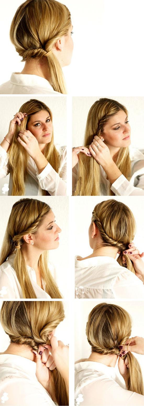Easy Hairstyles For Teens  24 Quick and Easy Back to School Hairstyles for Teens