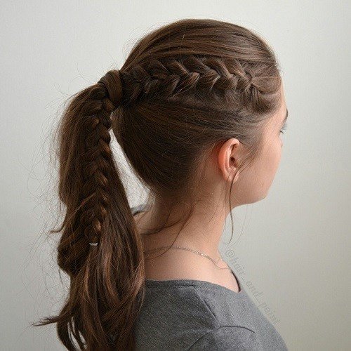 Easy Hairstyles For Teens  40 Cute and Cool Hairstyles for Teenage Girls