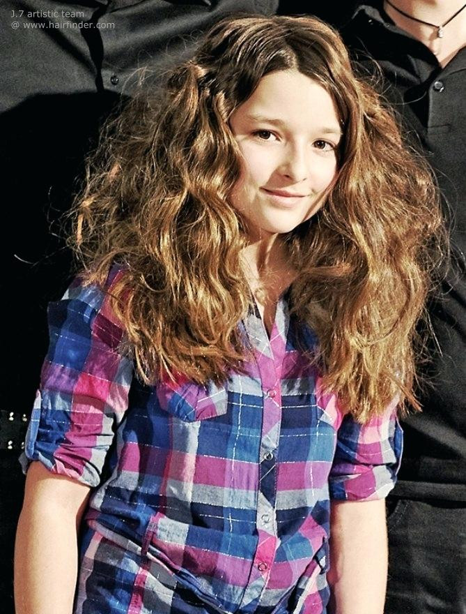 Best ideas about Easy Hairstyles For Thick Curly Hair . Save or Pin Easy Hairstyles For Long Wavy Thick Hair HairStyles Now.