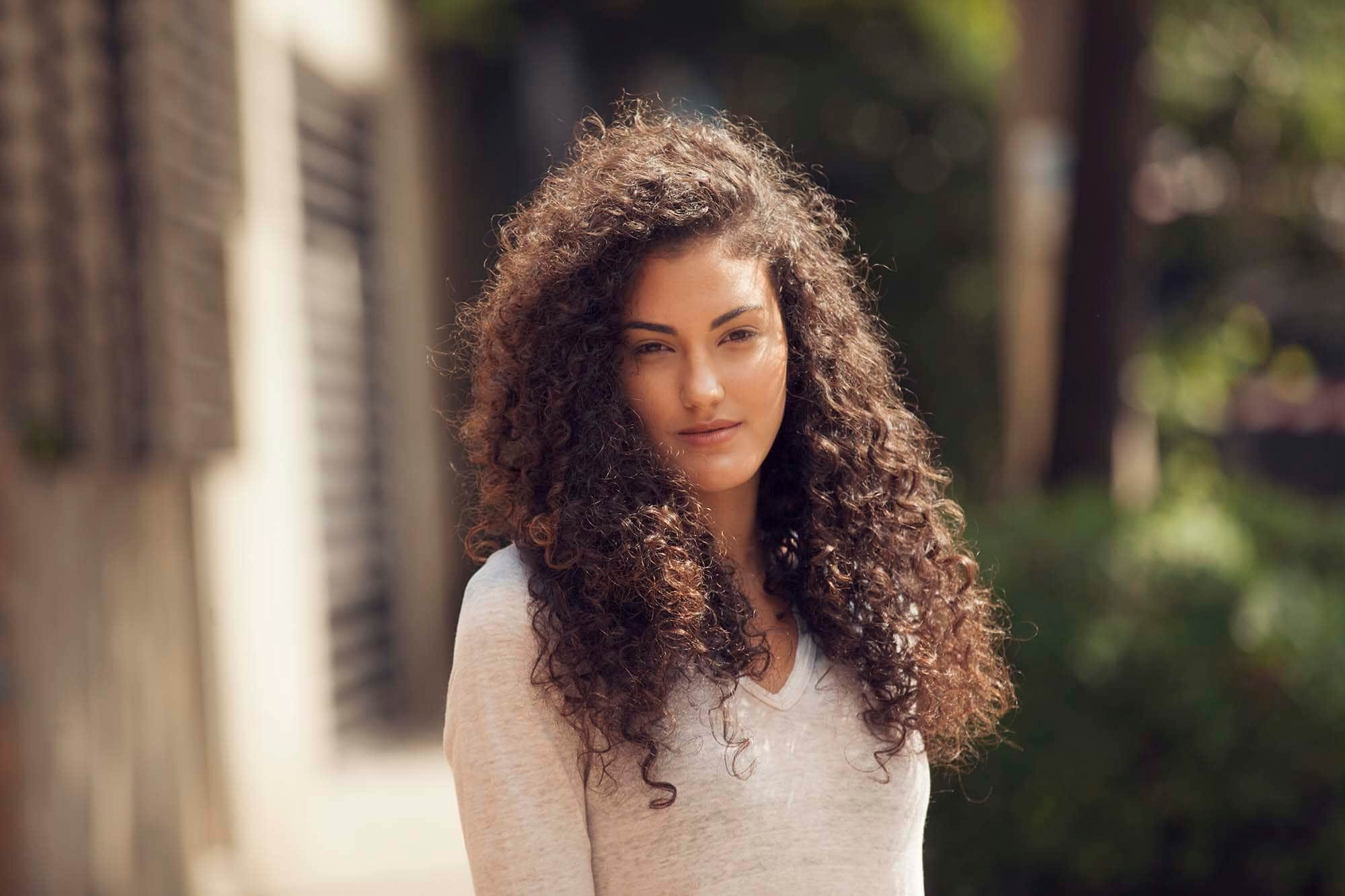 Best ideas about Easy Hairstyles For Thick Curly Hair . Save or Pin 16 Easy and Modern Hairstyles for Thick Curly Hair Now.