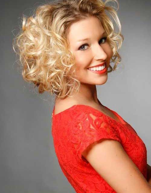 Best ideas about Easy Hairstyles For Thick Curly Hair . Save or Pin 15 Easy Hairstyles for Short Curly Hair Now.