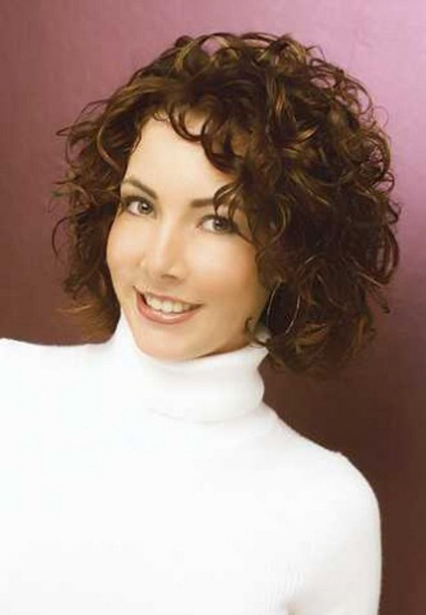 Best ideas about Easy Hairstyles For Thick Curly Hair . Save or Pin 20 Hairstyles For Curly Frizzy Hair Womens The Xerxes Now.