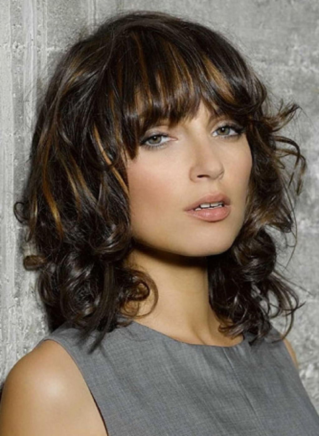 Best ideas about Easy Hairstyles For Thick Curly Hair . Save or Pin cute hairstyles for thick curly hair HairStyles Now.